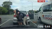 Road Rage Skateboarder Avoids Jail