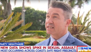 Cases of sexual assault are rising on the Gold Coast